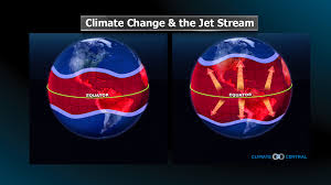 Jetstream Map Climate Change U0026 The Jet Stream Climate Central