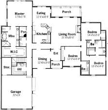 2400 Square Foot House Plans 100 Best House Plans Images On Pinterest Home Dream House Plans