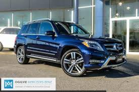 mercedes 2014 glk 350 pre owned 2014 mercedes glk350 4matic in ontario used