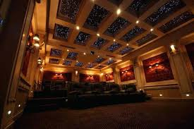 Home Theater Ceiling Lighting Theater Ceiling Lights Twilight Panel Highlights Theatre