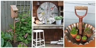Garden Diy Crafts - repurposed gardening tools gardening tools