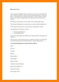 Resume Templates Reference Page 9 How To Format Reference Character Refence