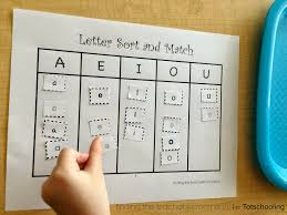 upper and lowercase letter sort u0026 match free printable upper and