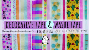 diy how to make washi tape u0026 slim washi tape making decorative