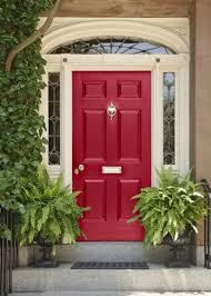 Exterior Door Paint Ideas Front Door Paint Colors Abowloforanges