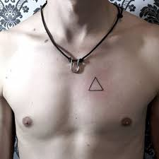 tattoo chest triangle triangle on chest bodybuilding com forums amazing big size triangle