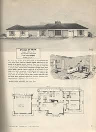 House Plans With Underground Garage Unique 1950 Ranch House Plans New Home Plans Design