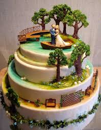 amazing wedding cakes with jungle theme gallery picture cake