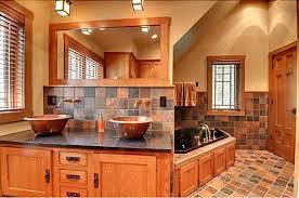 Craftsman Style Bathroom Craftsman Bathroom Minnesota Listing Hooked On Houses