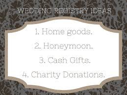 wedding registry donations waveform events entertainment lighting create a modern wedding