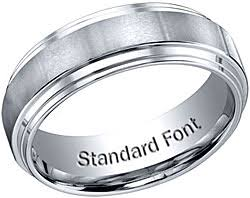wedding ring engraving find cheap engravable rings eweddingbands
