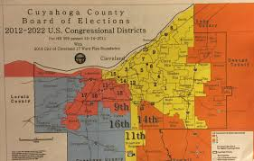 Map Of Counties In Ohio District 11 U2013 Beverly Goldstein 4 Congress