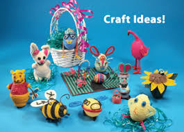 New Ideas For Easter Decorations by Inspired By Savannah Decorate Your Easter Eggs With Wikki Stix