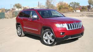 maroon jeep 2011 jeep grand cherokee overland an u003ci u003eaw u003c i u003e drivers log autoweek