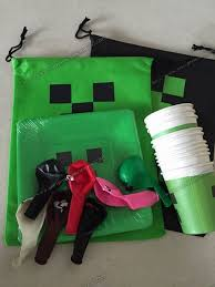 minecraft party supplies minecraft party supplies set 50 paper cups 50 paper plates 140