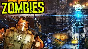 Giant Map Call Of Duty Black Ops 3 Zombies The Giant U0027s Secret Giant Robots