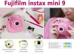 amazon black friday code fujifilm instax 300 amazon com fujifilm instax mini 9 instant camera pink fuji