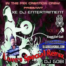 dj gobi loves special remix vol 10 12 tamil remixed song