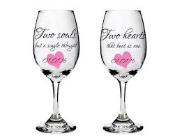 wedding sayings for and groom wine glasses with sayings and groom wine glasses