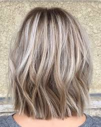 coloring gray hair with highlights hair highlights for best highlights to cover gray hair wow com image results cute