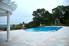 Limestone Patios Natural Stone Patio U0026 Wall Design For Pools U0026 Landscaping Nj