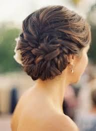 chignon tressã mariage les 41 meilleures images du tableau hairstyles sur
