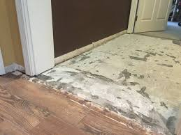 Laminate Flooring Over Tiles Tiling Over Different Substrates Work Smart Not Hard