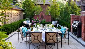 Condo Patio Furniture Toronto Grills Design For Fence Patio Traditional With Beige Outdoor