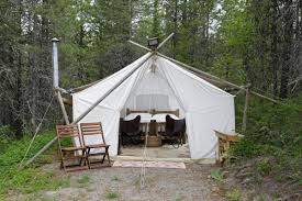 Permanent Tent Cabins Grand Canyon Glamping Az Luxury Outdoor Camping Accommodations