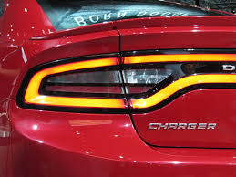 2014 Dodge Charger Tail Lights Image 2015 Dodge Charger At 2014 New York Auto Show Size 1024 X