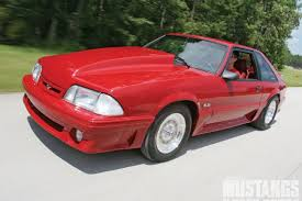 5 0 mustang and fast fords 5 0l mustang gt notchback mustangs fast fords