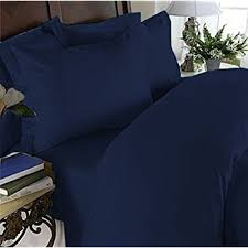 Navy Blue Bedding Set Size Bed Sheets Set Navy Highest Quality