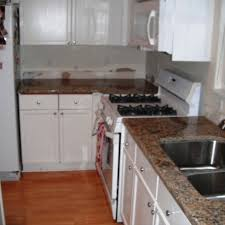 White Cabinets Granite Countertops by Kitchen Elegant Gold Granite Designing Countertop Of White