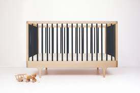 Shermag Capri Convertible Crib by Contemporary Crib 20 High End Baby Furniture Finds Rustic Modern