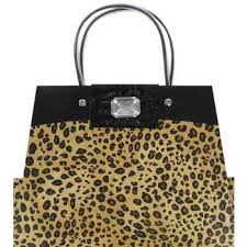 purse gift bags brown leopard purse gift bag hobby lobby 157610