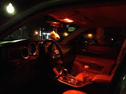 Interior Lighting For Cars New Interior Lighting