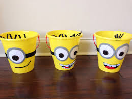 despicable me halloween costumes minion treat buckets for despicable me halloween costume