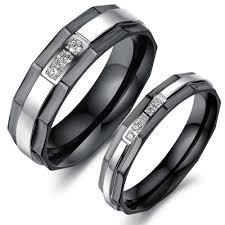 redneck unique wedding rings for him