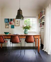 interior designs inspirational vintage dining room with black