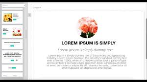 How To Create A Responsive Email Template by Email Template Builder Drag And Drop Builderall Review
