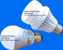 led light bulbs mercury free energy efficient