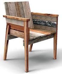 Reclaimed Armchair Reclaimed Wood Chair Products I Love Pinterest Woods