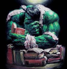 hulk u0027s essential reading list 136 books eyeballs
