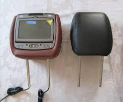 Upholstery Dvd Gm Dvd Headrest Install Gmc Acadia Forum Acadiaforum Net