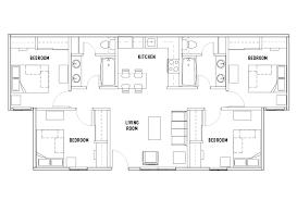 3 floor plans floor plans at prairie view housing