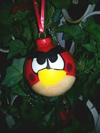 angry bird ornaments need to take to make these my