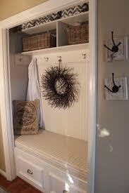 Entry Shelf Best 20 Entry Closet Ideas On Pinterest Closet Transformation