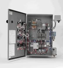 industrial control panel duplex triplex and vfd series