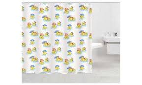 Duck Shower Curtains Shower Curtains U0026 Liners Deals U0026 Coupons Groupon