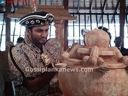 Pm Seeks Just One Favour From Sajin Vaas April 2015 Daily News Srilanka